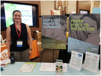 AZ Energy Efficient Home attends the AZ Asthma & Allergy Clinical Conference.
